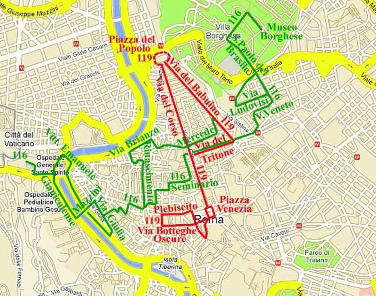 Roma Autobuz 70 Traseu Harta Hartă A Romei Autobuz 70 Traseu